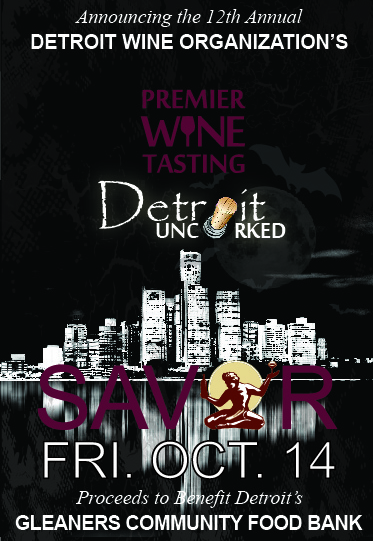 Detroit Uncorked 2016