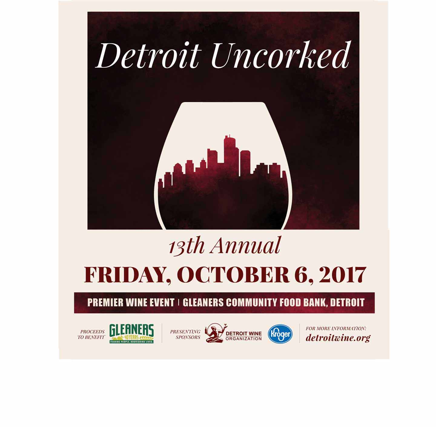 Detroit Uncorked 2017