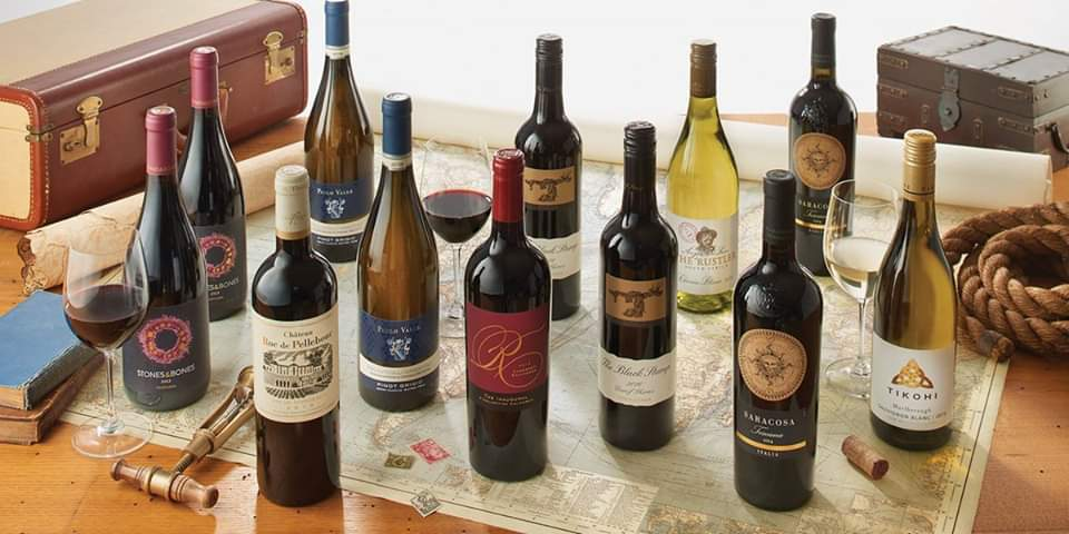Wines of the World: A Charity Wine Tasting Event
